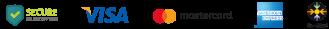 Logotipos de las formas de pago en la tienda online de Eivisort, administración de lotería nº 3 de Ibiza